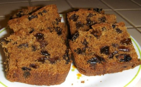 Traditional Newfoundland Boiled Raisin Cake Recipe