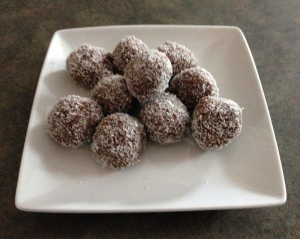 Traditional Newfoundland Coconut Balls Recipe
