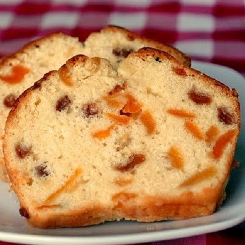 Traditional Newfoundland Apricot Cake Recipe