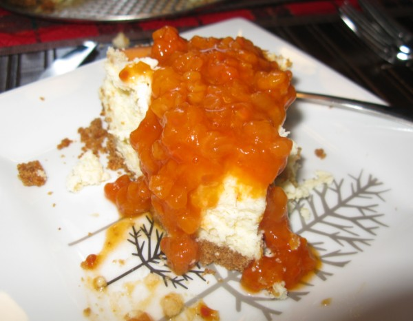 Traditional Newfoundland Bakeapple Cheesecake Recipe