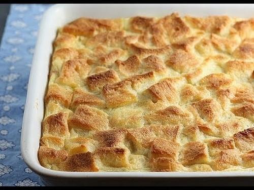Traditional Newfoundland Bread Pudding Recipe