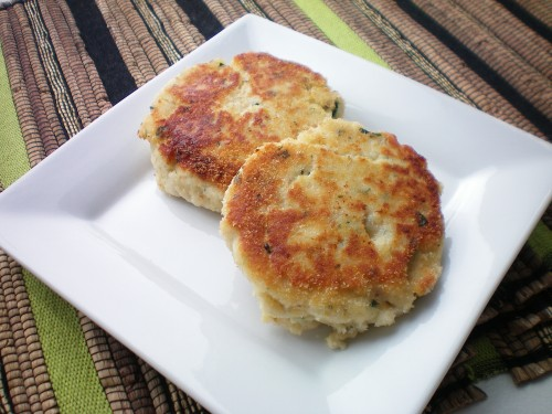 Traditional Newfoundland Fish Cakes Recipe