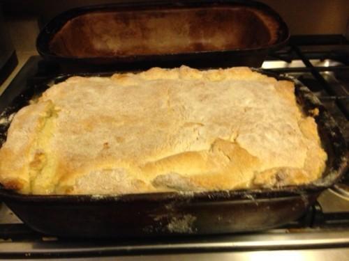 Flipper Pie Recipe