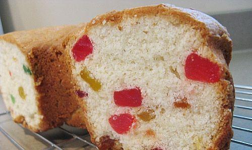 Traditional Newfoundland Gum Drop Cake Recipe