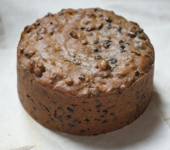 Traditional Newfoundland Joeys Christmas Cake Recipe