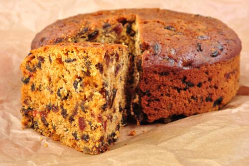 Traditional Newfoundland Light Christmas Cake Recipe