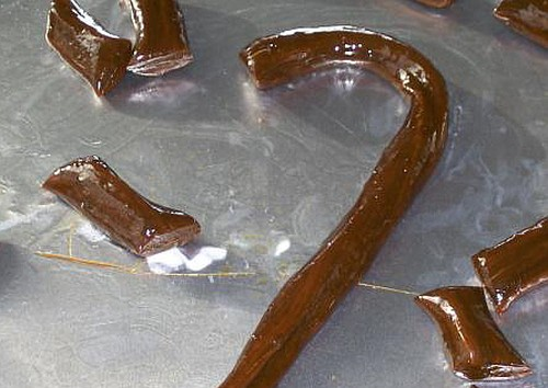 Molasses Candy Recipe