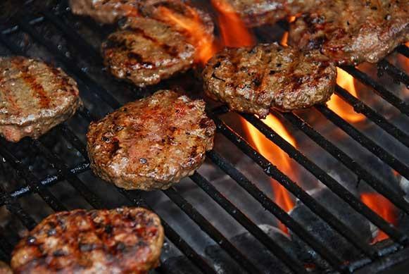 Moose Burgers Recipe