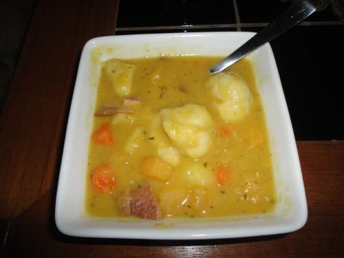 Newfoundland Pea Soup Recipe