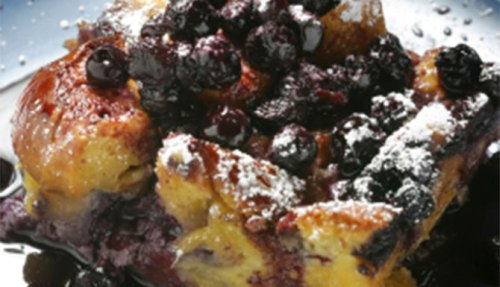 Traditional Newfoundland Old Fashioned Blueberry Pudding Recipe