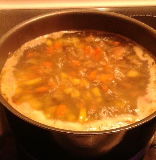 Partridge Soup