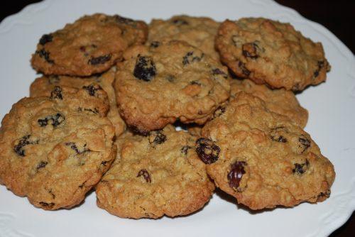 Raisin Cookies Recipe