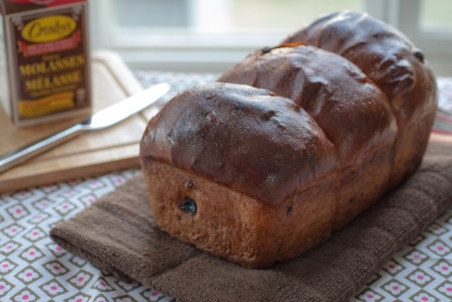Molasses Raisin Bread Recipe