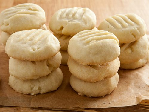 Aunt Marg's Shortbread Recipe
