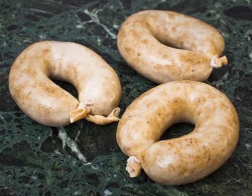 White Pudding Recipe